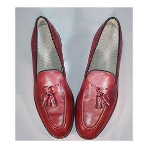 Men Rockport Vibram morflex slip on loafers